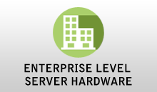 Enterprise level server hardware
